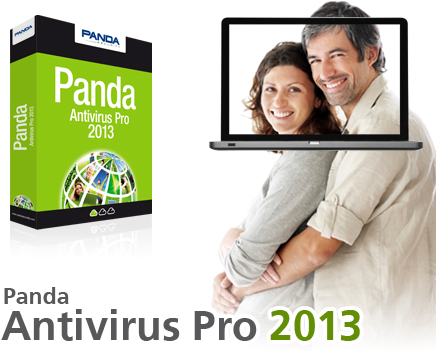 Panda Antivirus Pro 2013 - For those who want their system  protected at all times. Download and install our antivirus. Free!