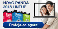 Nova linha Panda Security 2013