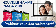 Nouvelle gamme 2013 de Panda Security
