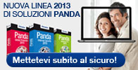 Nuova Gamma Panda Security