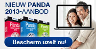 Nieuwe Panda Security 2013
