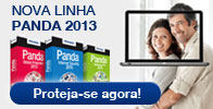 Nova Gama Panda Security 2013
