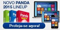 Nova linha Panda Security