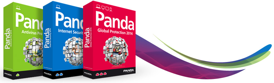 Download the new Panda Antivirus solutions, free of charge: