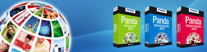 Panda Antivirus 2013 - Nueva gama Panda Security