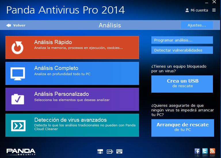 Panda Antivirus Pro 2014 | Antivirus | Firewall | Anti-Spyware ...