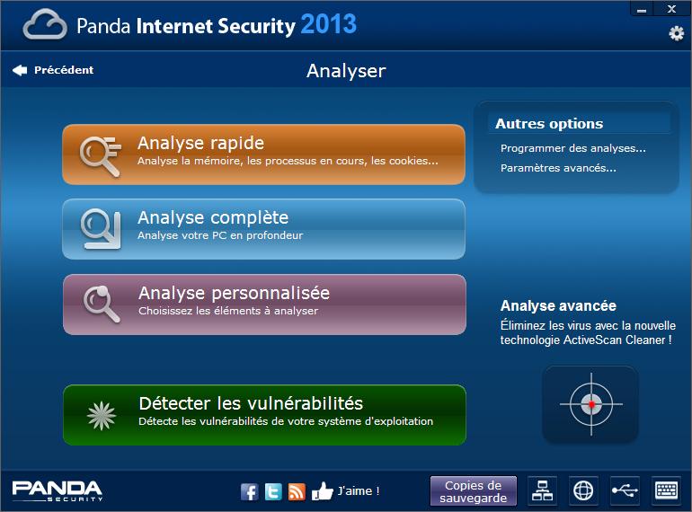 panda internet security 2007 fr