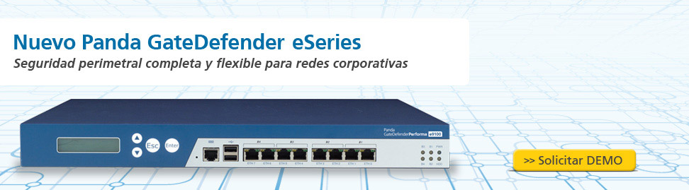Panda GateDefender Performa eSeries