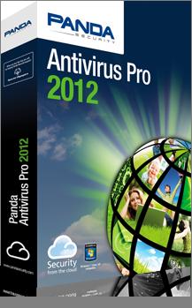 NEU PANDA ANTIVIRUS PRO 2012