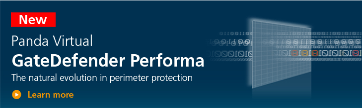 Panda Virtual GateDefender Performa